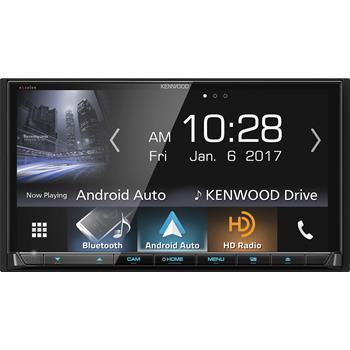 Kenwood Excelon DDX9904S In-Dash DVD Receiver